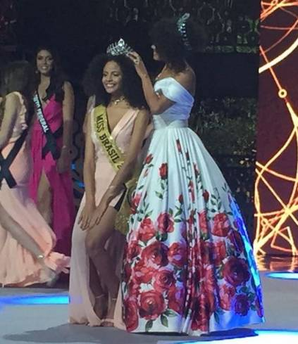 Candidata do Piauí vence Miss Brasil 2017; Miss MT ficou entre as 15
