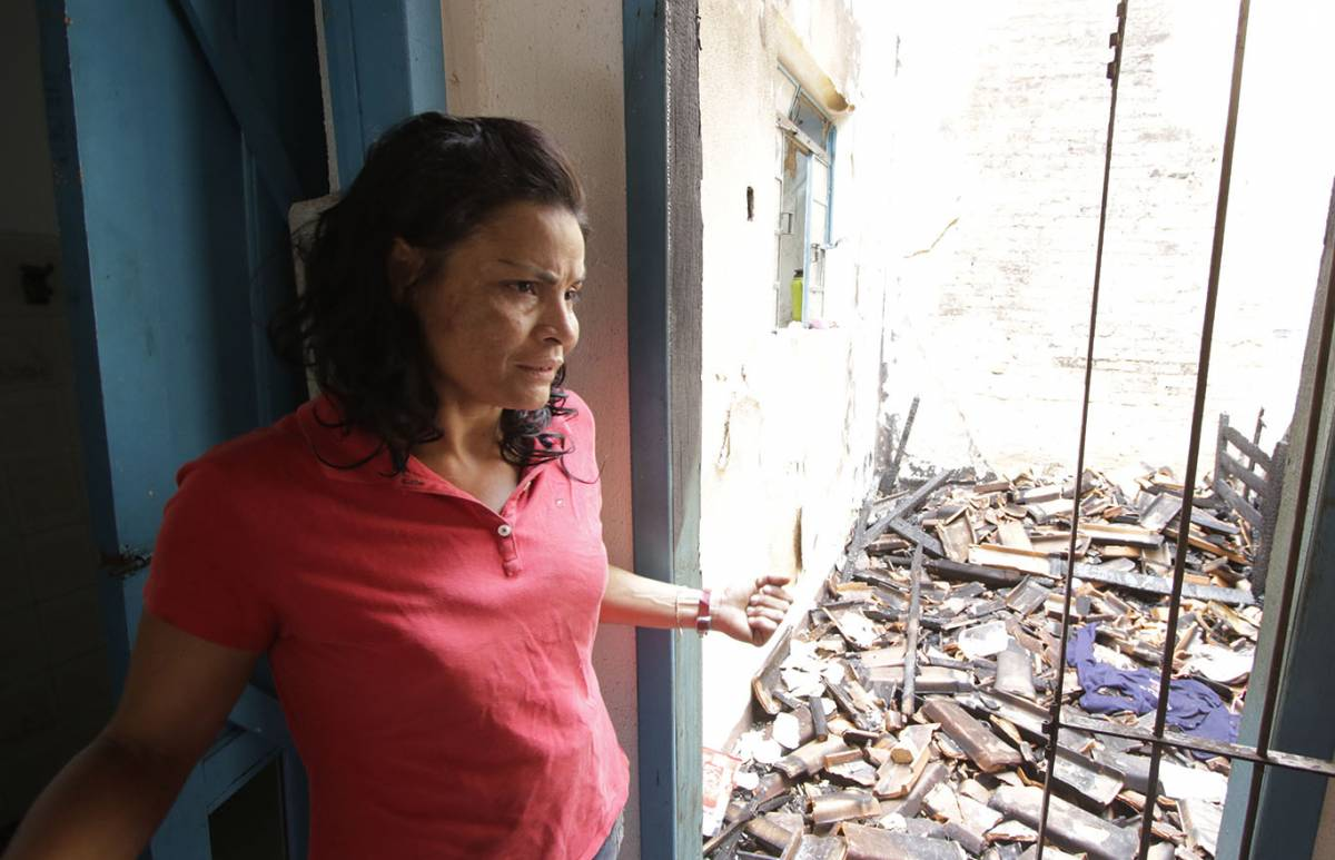 moradores da ilha da banana - Ednilson Aguiar/O Livre
