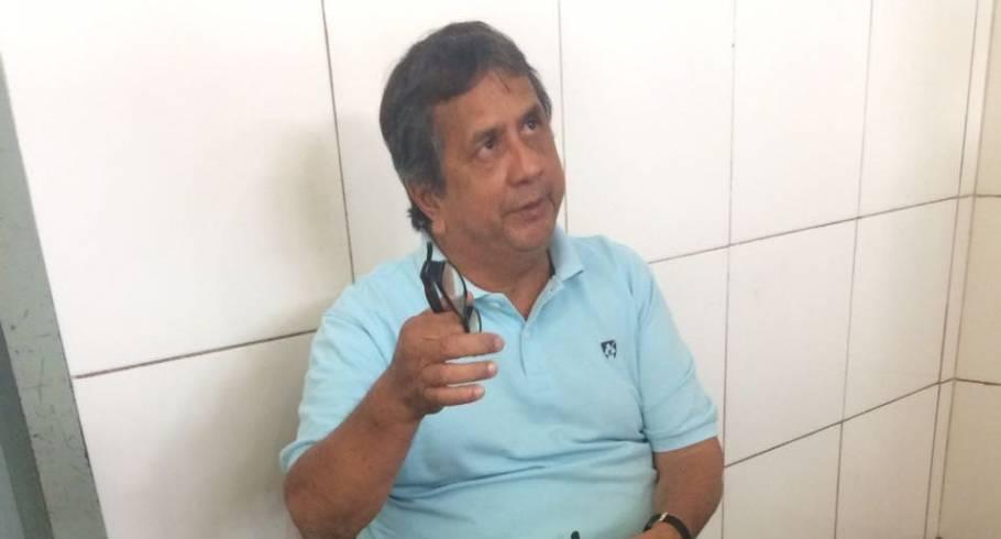 Tio de Emanuel Pinheiro é detido por direção perigosa