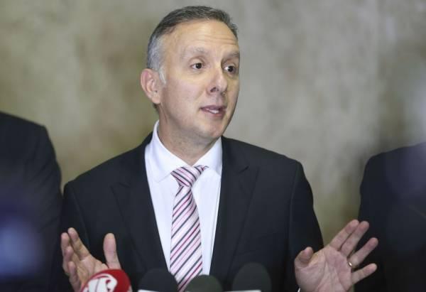 Aguinaldo Ribeiro lider do governo na câmara dos deputados