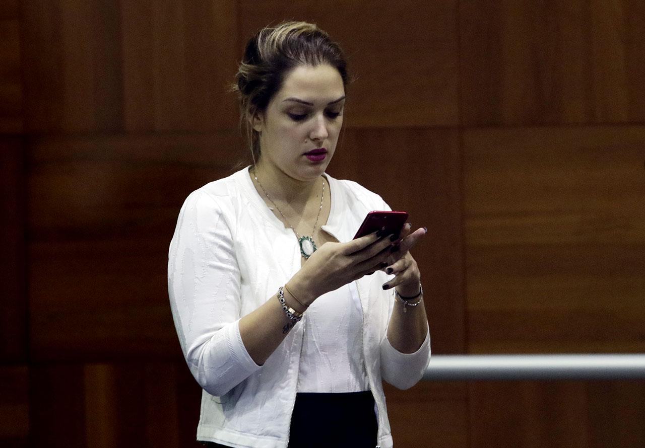 deputada Janaína Riva