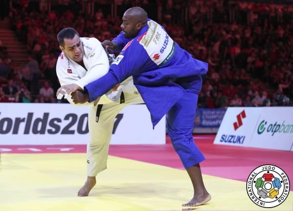 Judoca David Moura