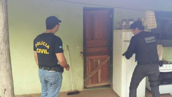 Operação Impúbere - Rondonópolis