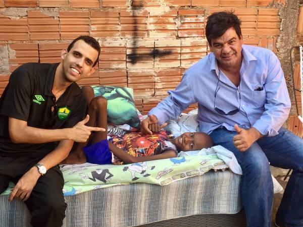 Moacir Júnior e Luan - Cuiabá