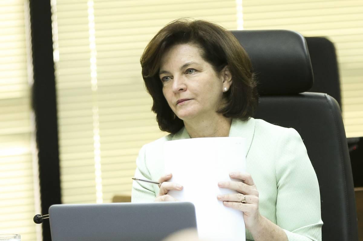 Raquel Dodge Procuradora-Geral da República