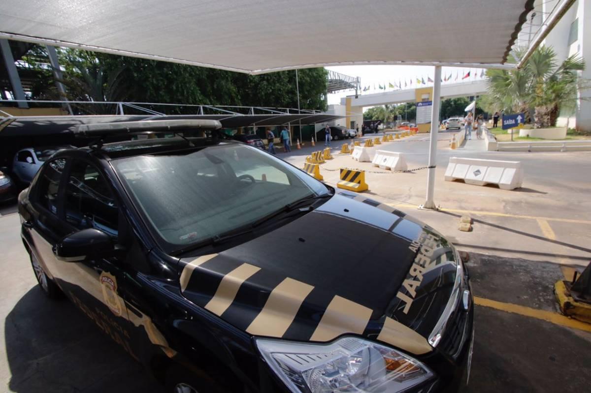 Operação Malebolge: Polícia Federal vasculha gabinetes no TCE Ednilson Aguiar/O Livre - Ednilson Aguiar/O Livre