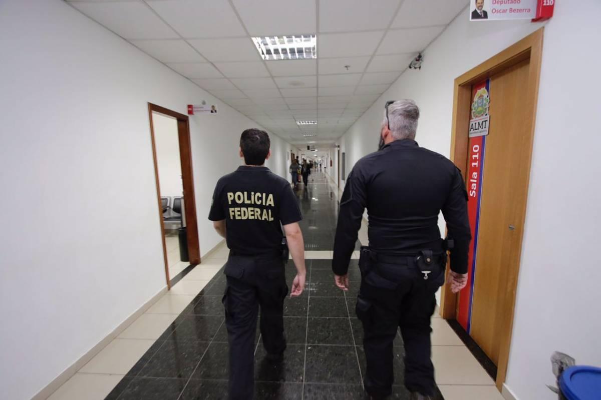 malebolge, polícia federal, delação monstruosa  - Ednilson Aguiar/O Livre