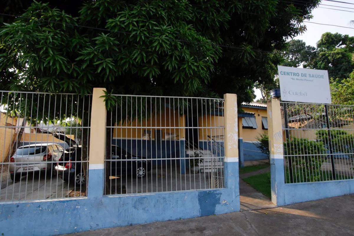 Posto de Saúde Jardim Independência Cuiabá