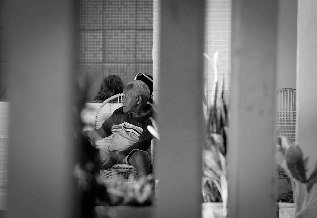 Abrigo Bom Jesus de Cuiabá (Ednilson Aguiar/O Livre)  - Ednilson Aguiar/O Livre