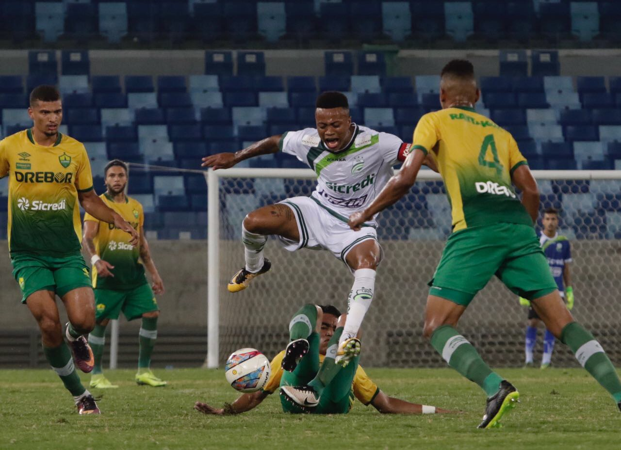 Cuiabá e Luverdense Copa FMF