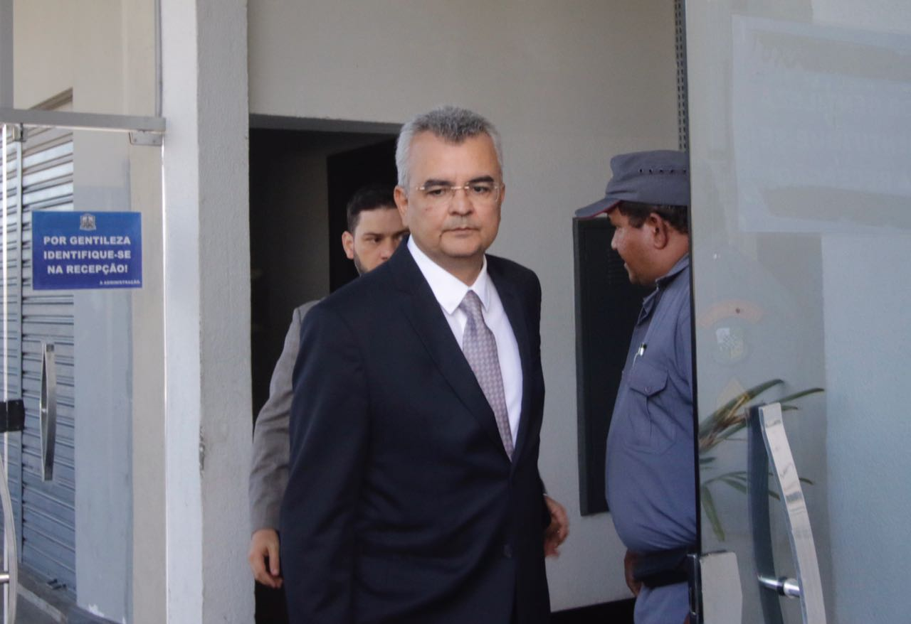 Ex-secretário Paulo Taques Casa Civil