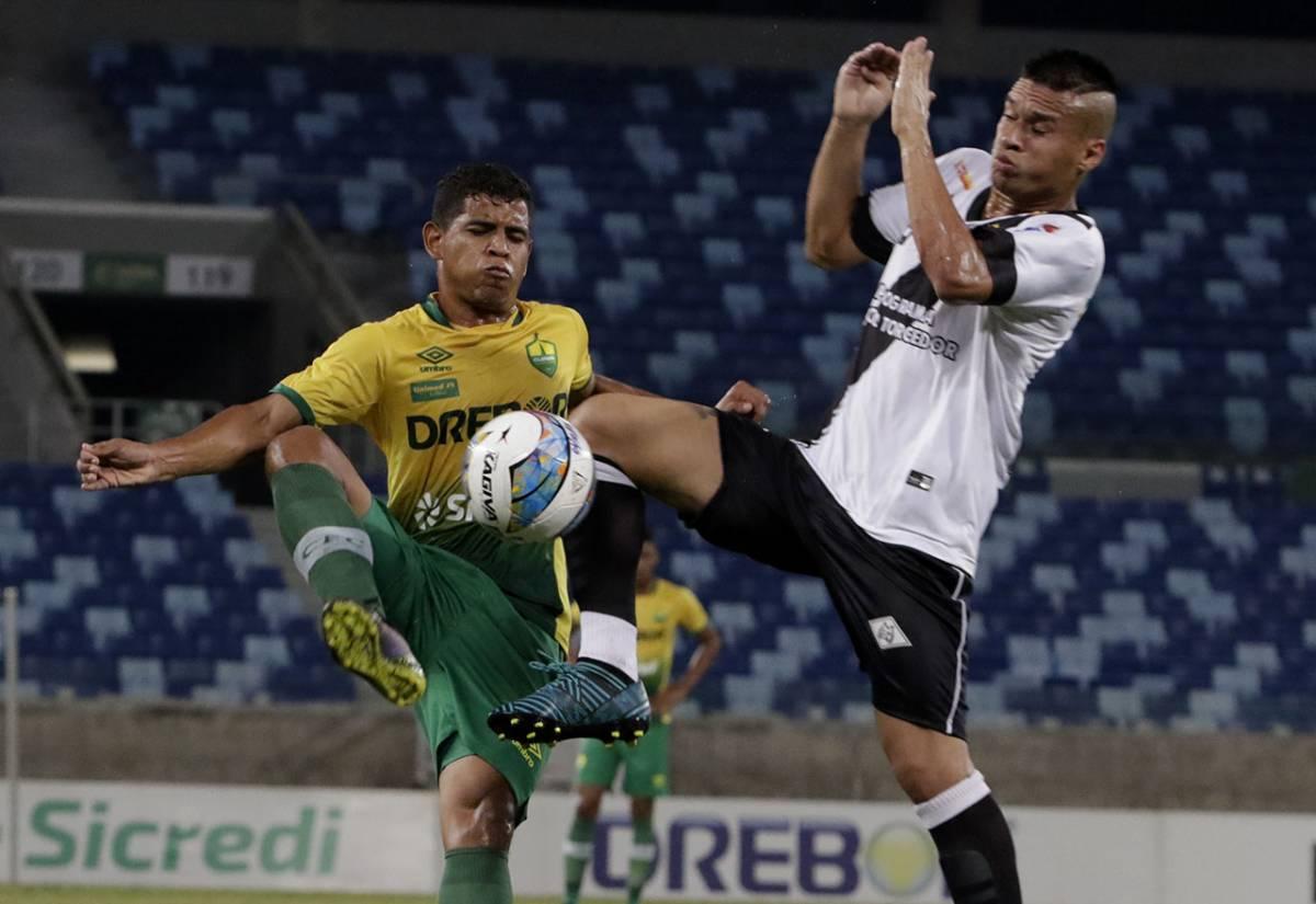 Copa FMF, Cuiabá Esporte Clube e Mixto Esporte Clube (Ednilson Aguiar/O Livre) - Ednilson Aguiar/O Livre