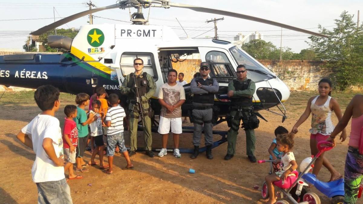 Ação Base Beira Rio