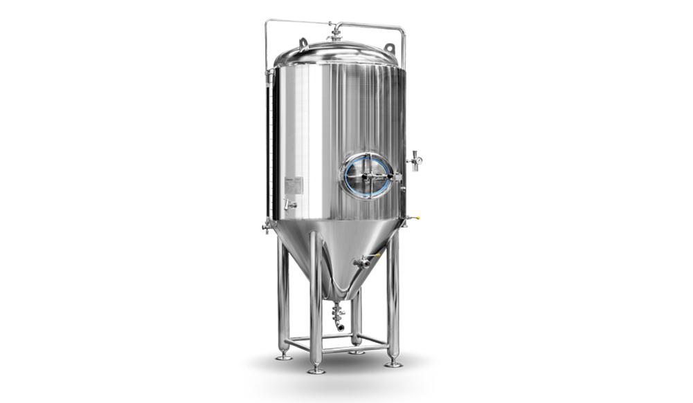 Tanque de fermentação de cerveja normal