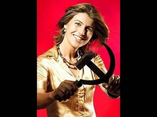 """Manuela D""""Ávila comunismo"""