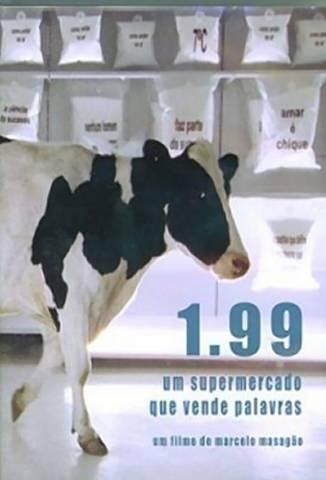 1,99 Um Supermercado de Vende Palavras