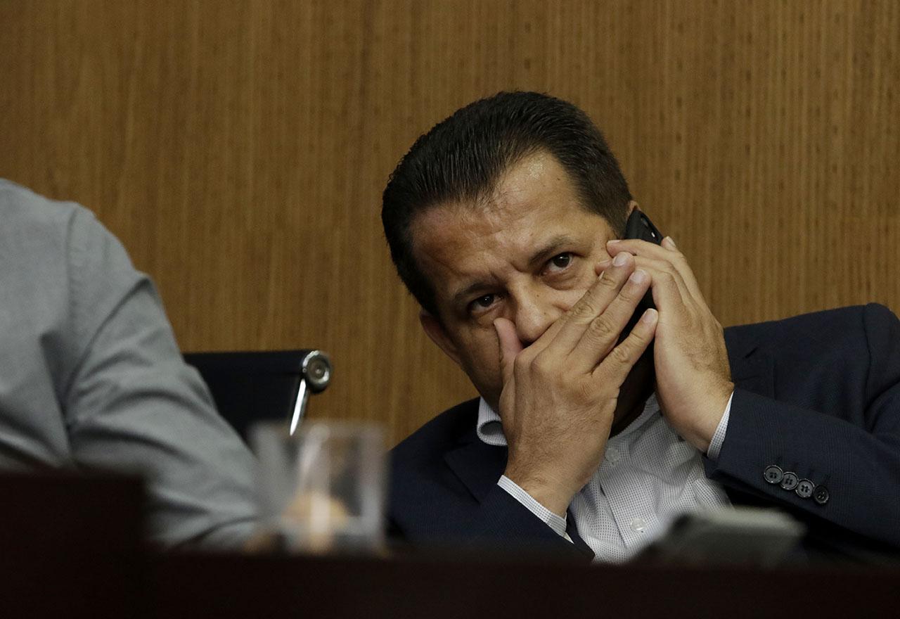 Deputado federal Valtenir Pereira