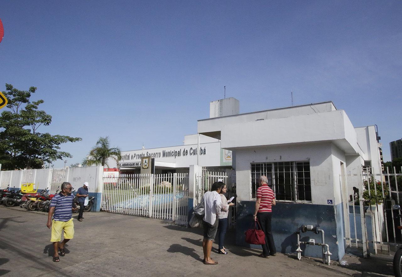 Pronto Socorro Municipal de Cuiabá