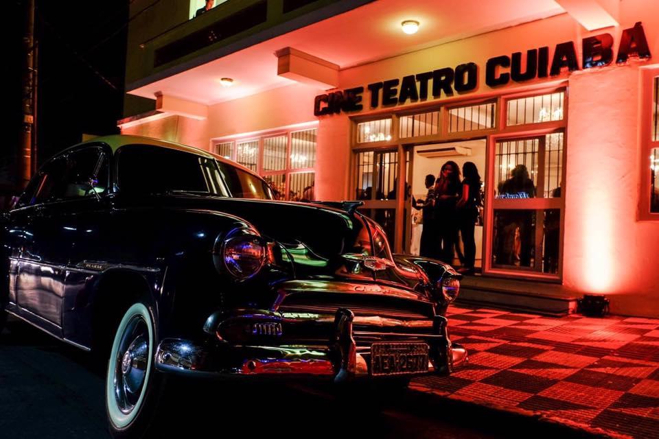 Cine Teatro Cuiabá 75 anos