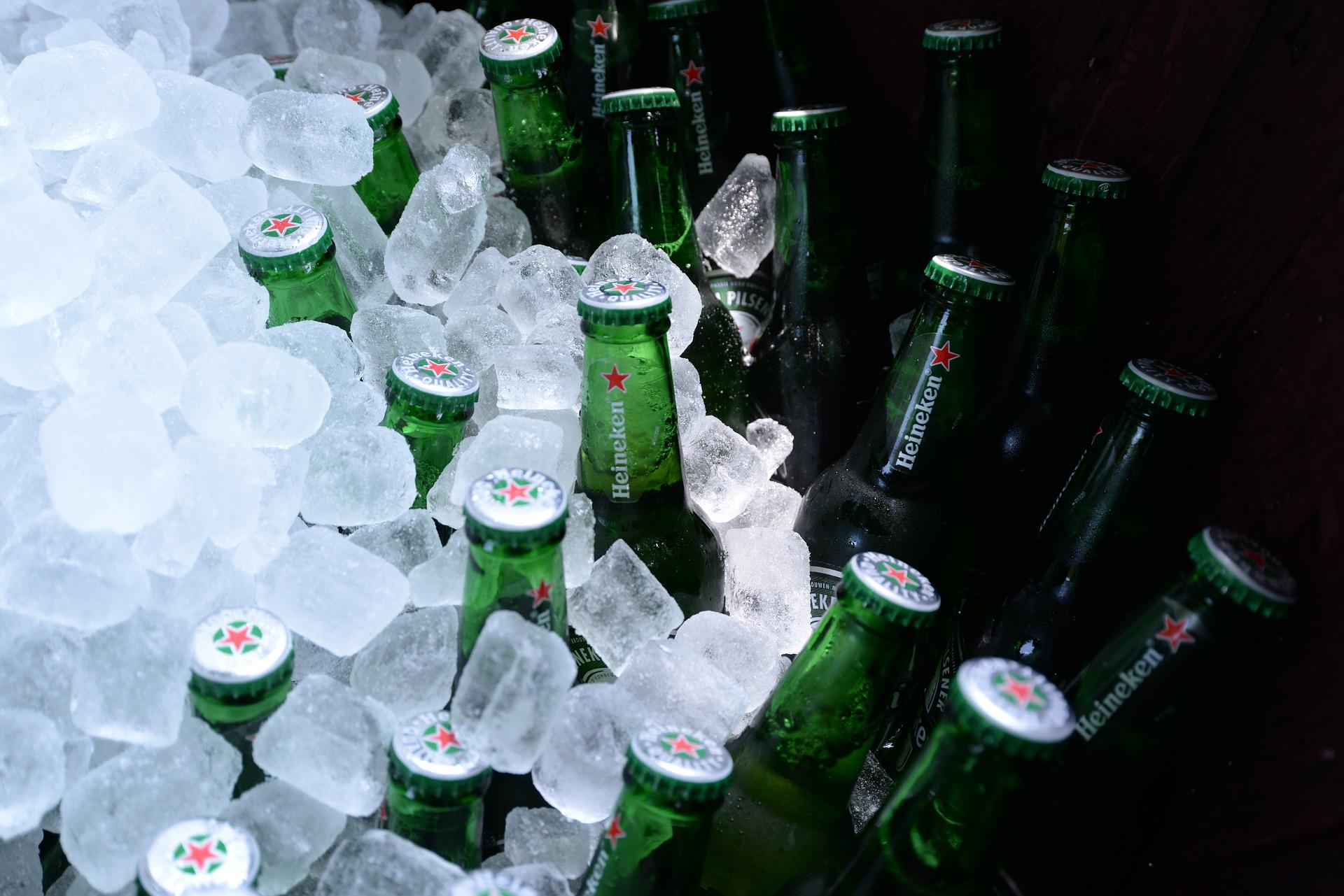 Cerveja bem gelada é o certo?