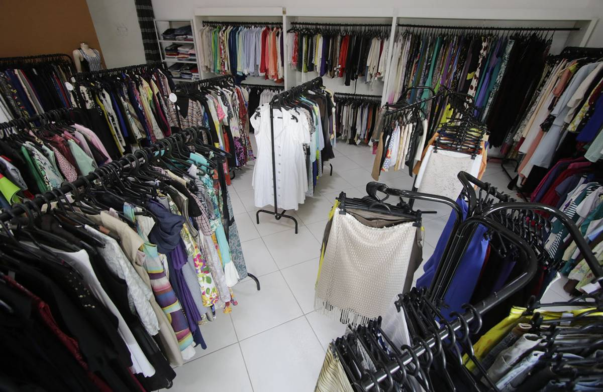 c3146d5ec3 Quatro lugares para praticar o desapego de roupas usadas em Cuiabá ...