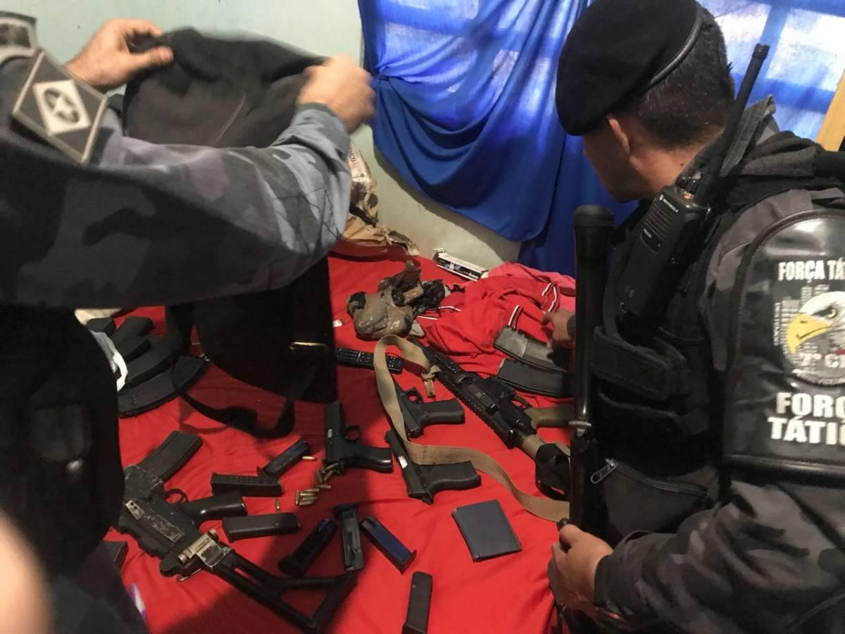 Bandidos explodem caixa eletrônico dentro da Prefeitura de Barra do Bugres  - Reprodução