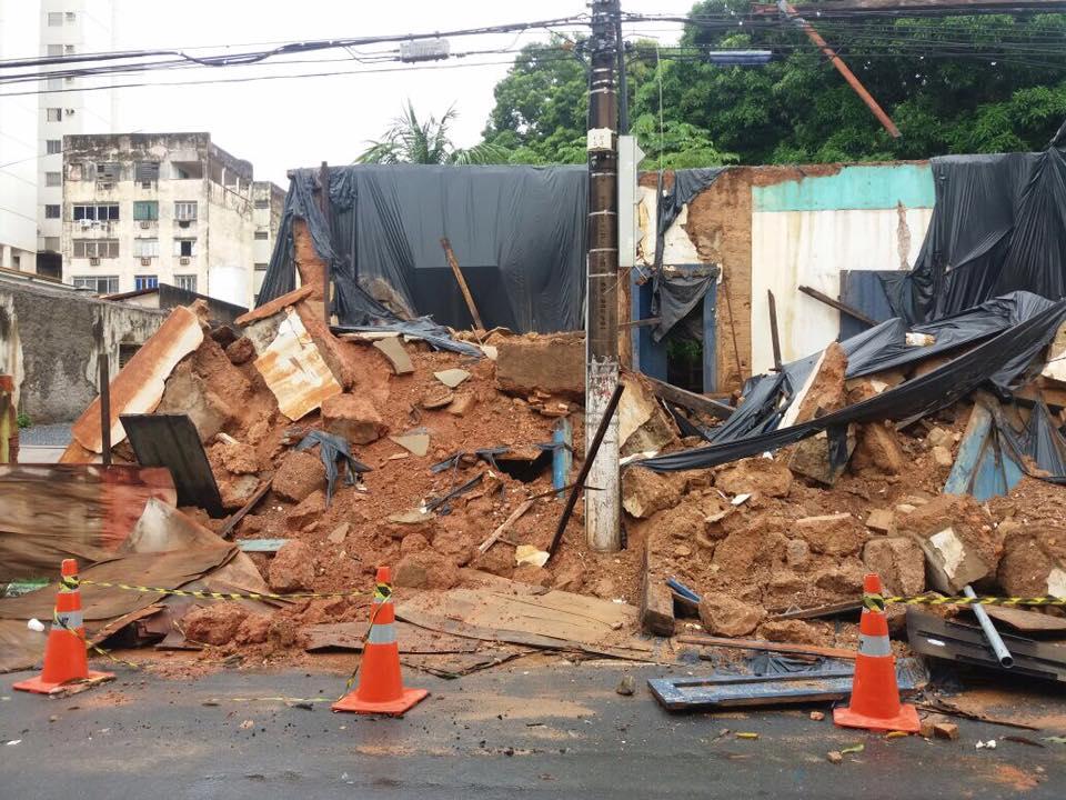 Casa de Bem Bem novo dano