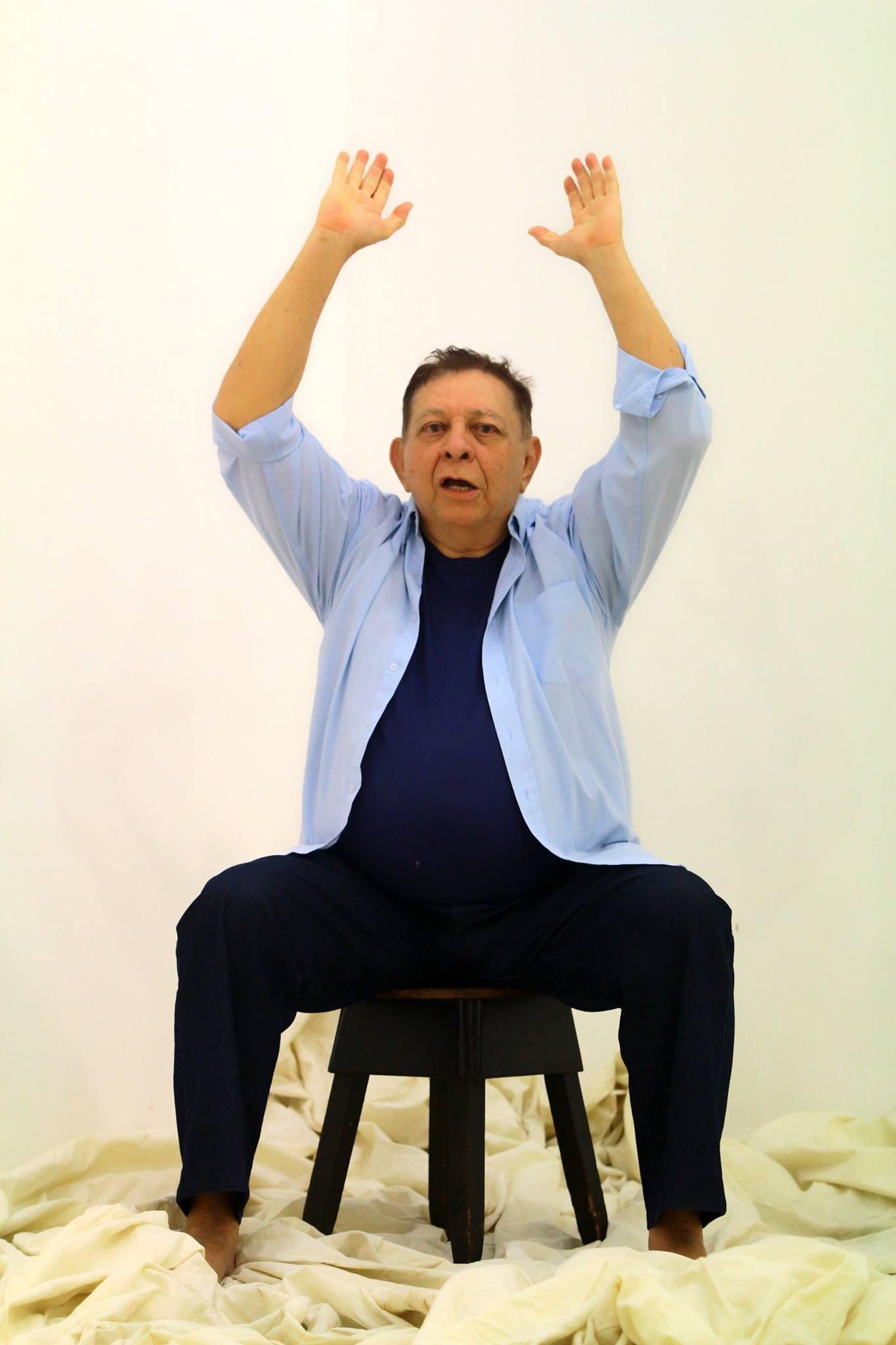 Luiz Carlos Ribeiro - O Homem do Barranco
