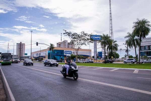 MT registrada queda no número de acidentes de trânsito