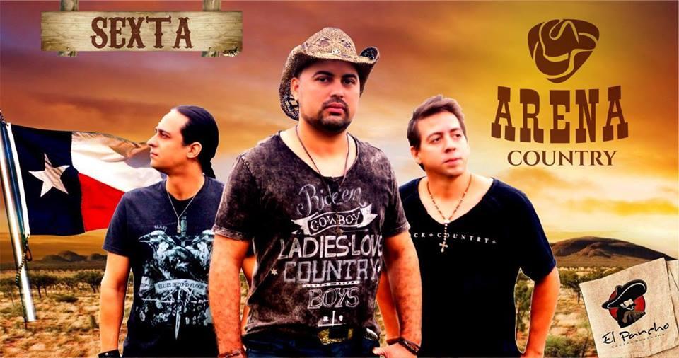 arena country no el pancho