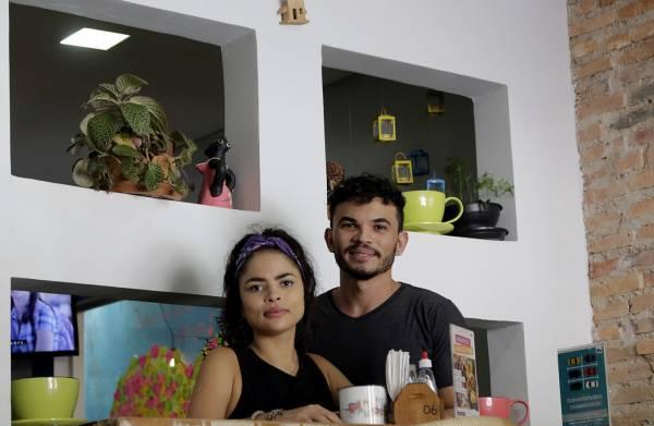 Da Feira Café, Tapiocaria