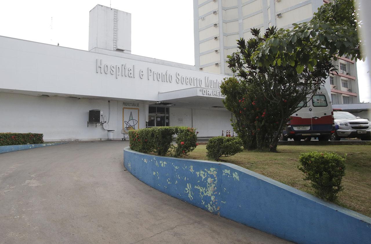 Desocupação do prédio do pronto-socorro de Cuiabá irá durar três meses - O Livre - O Livre