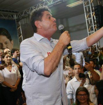 Cid Gomes chama manifestantes do PT de Babaca