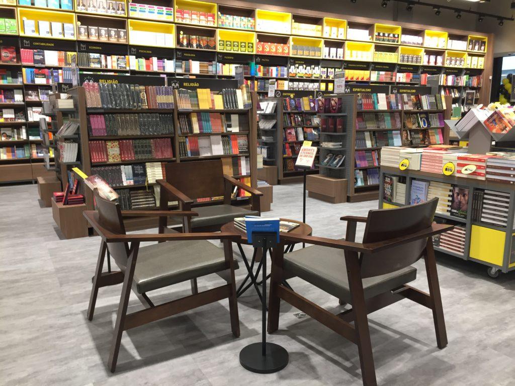 41ae03edc9 A Livraria Saraiva deu iniciou nesta sexta-feira (23) ao seu processo de  recuperação judicial. A rede de varejo líder em venda de livros no País já  havia ...