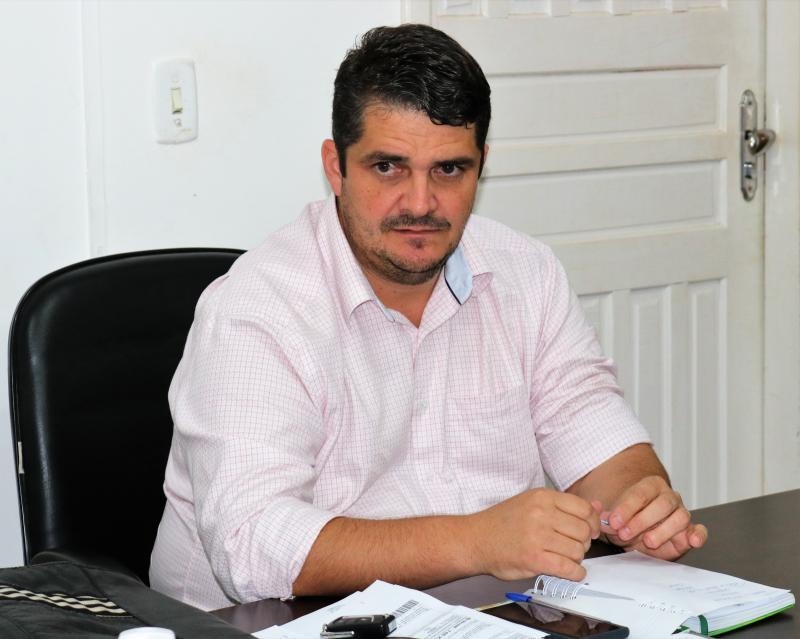 Resultado de imagem para prefeito érico stevan