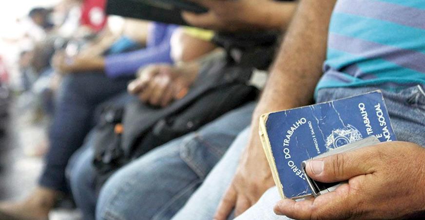 Taxa de desempregados aumenta no Brasil; MT tem um dos menores índices do país - O Livre