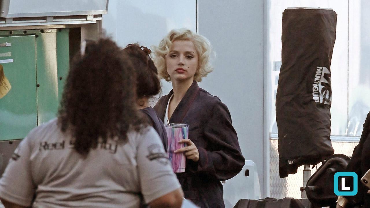 Ana de Armas é Marilyn Monroe em fotos do filme da Netflix ...
