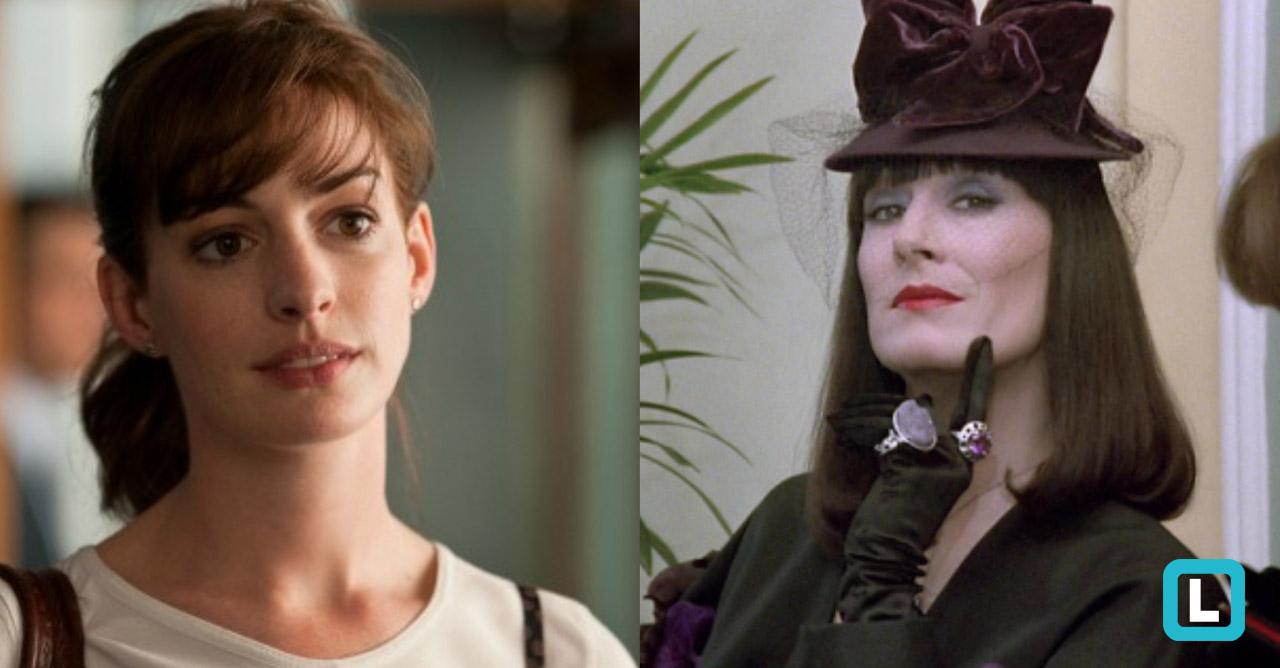 Anne Hathaway Sera Uma Poderosa Bruxa No Remake De Convencao Das Bruxas O Livre