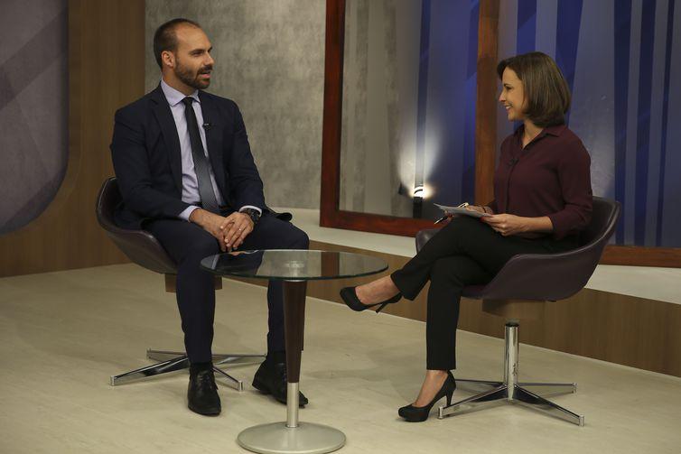 Entrevista Eduardo Bolsonaro
