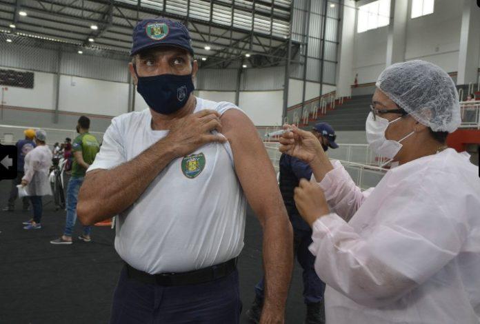 Vacina Segurança Pública