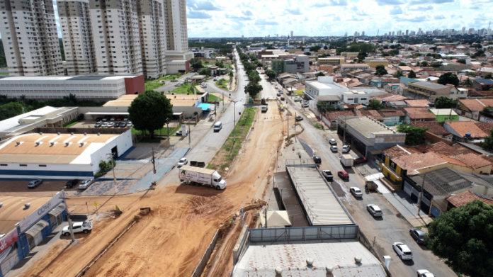 Interdição Avenida Beira Rio